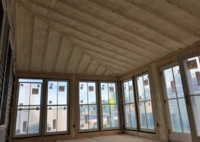 Precision Applications | Portsmouth NH Spray Foam Insulation