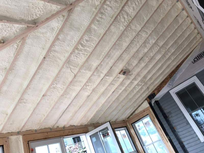 Precision Applications Spray Foam Insulation Portsmouth